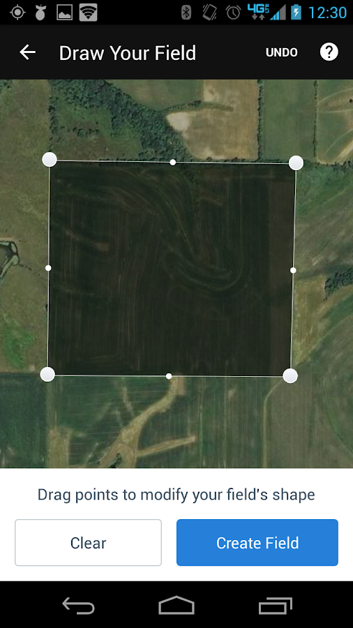 FarmLogs - screenshot