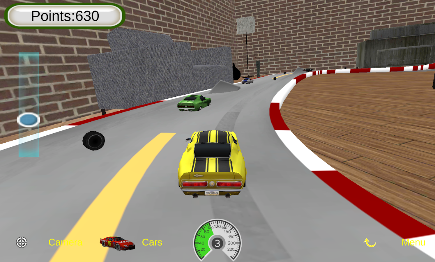 Kids car racers android apps on google play for Play motor racing games