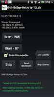Screenshot of B4A-Bridge-Relay by 12Lab