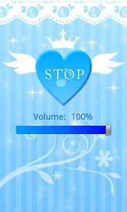 せせらぎ乙女 - 女子力アップの音消しアプリ- screenshot thumbnail