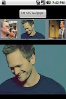 Screenshot of Barney Wallpapers