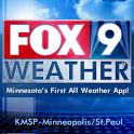 FOX9 Weather icon