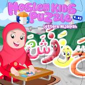 Moslem Kids Puzzle Ver02