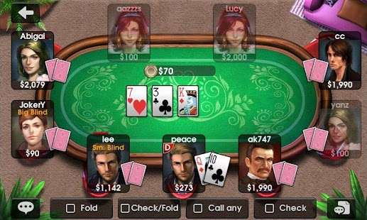 DH Texas Poker - Texas Hold'em- screenshot thumbnail