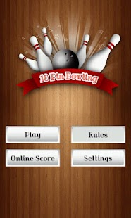 Ten Pin Bowling - screenshot thumbnail