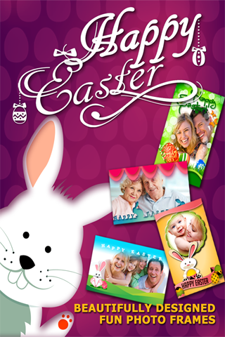 Easter Photo Frames FREE