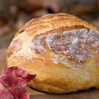 Almost No Knead Bread