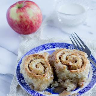 Heirloom Apple Rolls