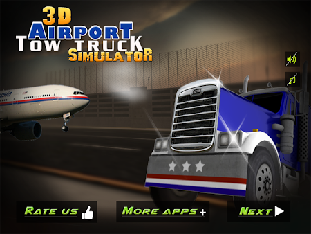Airport Tow Truck Simulator 3D 1.0 screenshot 64498