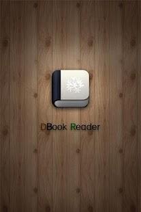 DBookReader- screenshot thumbnail
