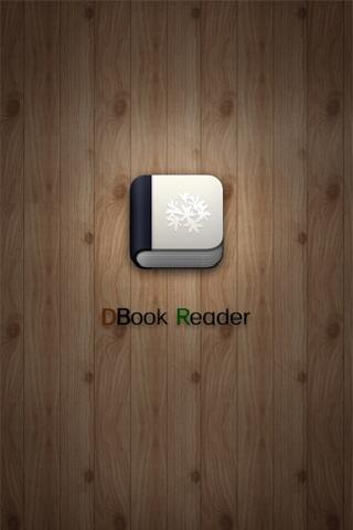 DBookReader- screenshot