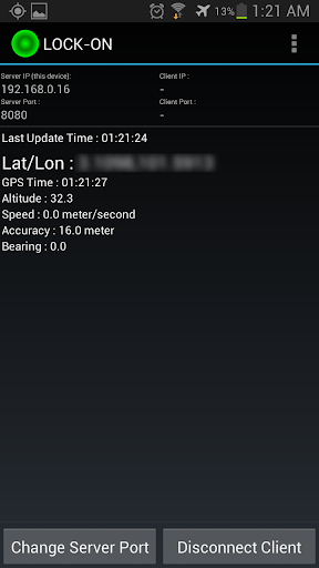 GPS Tether Server+