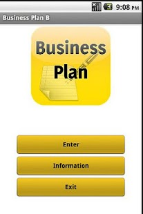 Business Plan B for Tablet