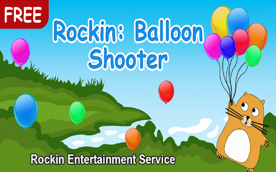 Rockin Balloon Shooter apk screenshot