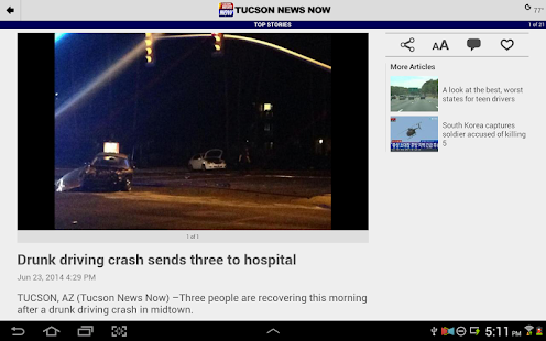 TucsonNewsNow- screenshot thumbnail