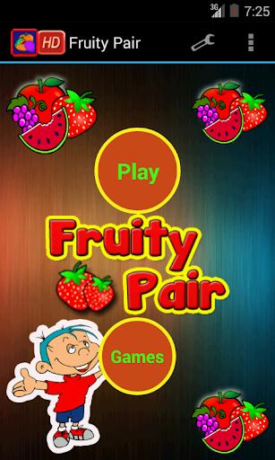 Fruity Pair