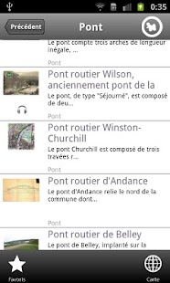 Click 'n Visit Ponts du Rhône screenshot