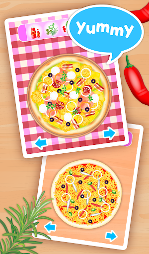 Pizza Maker - Cooking Game 1.36 screenshots 16