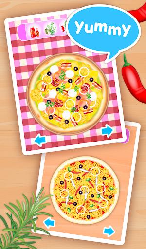 Pizza Maker Kids -Cooking Game  screenshots 16