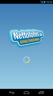 Nettolohn.de- screenshot thumbnail