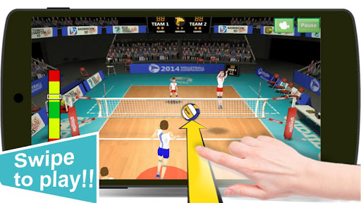 Volleyball Champions 3D  screenshots 2