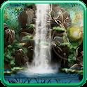 3D Waterfall Live Wallpaper HD icon