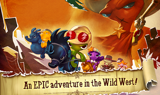 Squids Wild West HD - screenshot thumbnail
