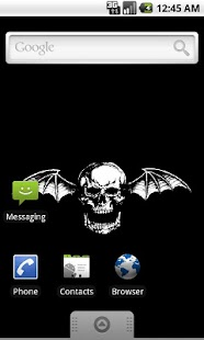 A7X Live Wallpaper - screenshot thumbnail