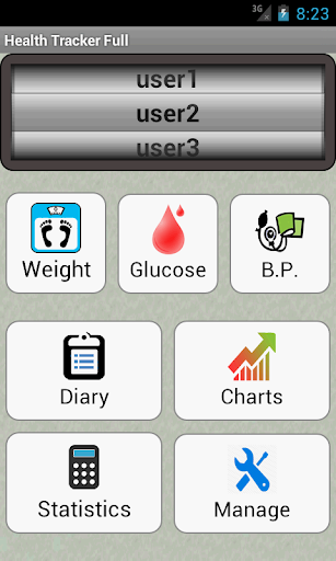Health-Tracker