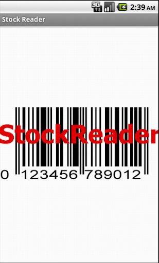 Stock Reader