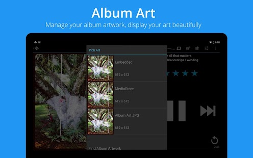 Rocket Player Premium Unlocker - screenshot thumbnail