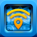 WiFi Map-Offline,Free Finder icon