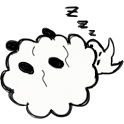 Fluffy Sheep Backgammon icon