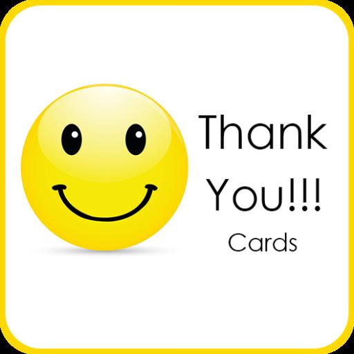 Thank You Cards LOGO-APP點子