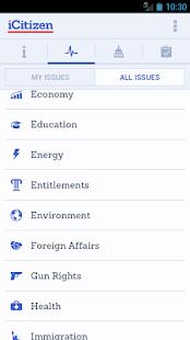 iCitizen - screenshot thumbnail