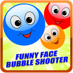 Funny Face Bubble Shooter