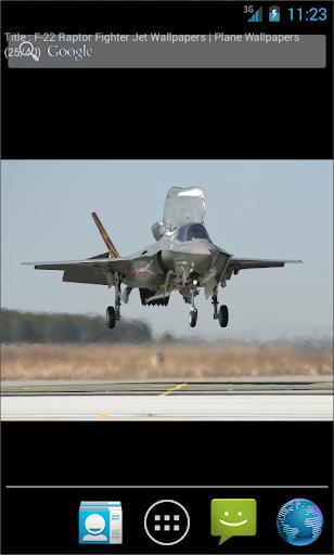 F-22 Raptor LiveWallpaper Plus