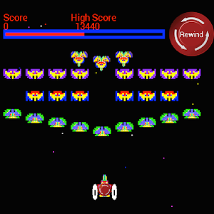 Rewind Invaders for PC and MAC