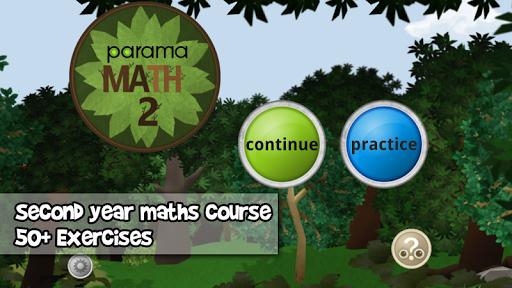 Parama Maths Book 2