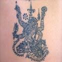 Sak Yant Tattoo Thai Style icon