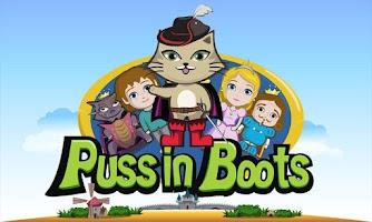Screenshot of Puss in Boots : 3D Pop-up Book