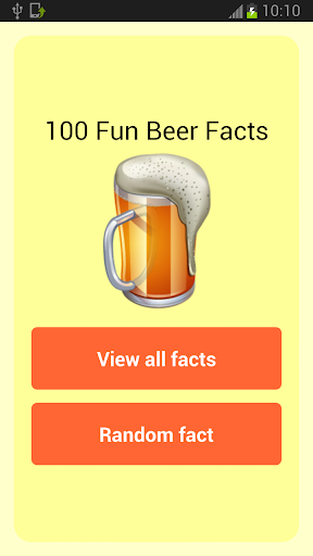 100 Fun Beer Facts