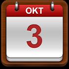 Deutsch Kalender 2016 icon