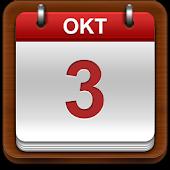 Deutsch Kalender 2015