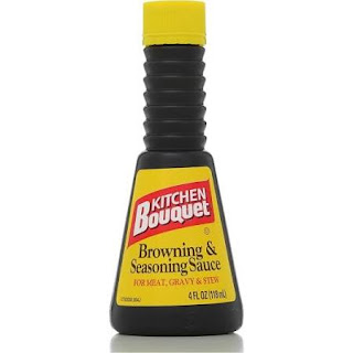 Browning Sauce (Substitute for Kitchen Bouquet or Gravy Master)