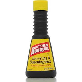 Browning Sauce (Substitute for Kitchen Bouquet or Gravy Master) .
