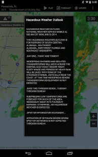 Radar Express - Weather Radar- screenshot thumbnail