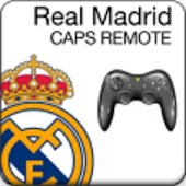 Real Madrid Caps Remote Contr.