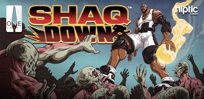 ShaqDown игра про Зомби с звездой НБА Шакил О'Нил