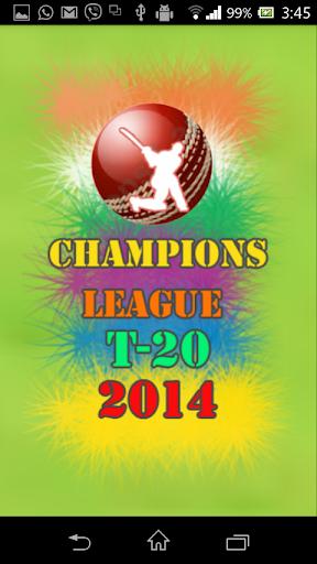 CLT20 2014